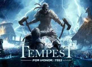 For Honor Anno 5 Stagione 3 Tempest