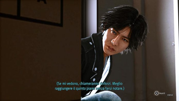 Lost Judgment recensione PS5