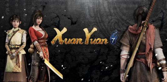 Xuan-Yuan Sword VII gioco