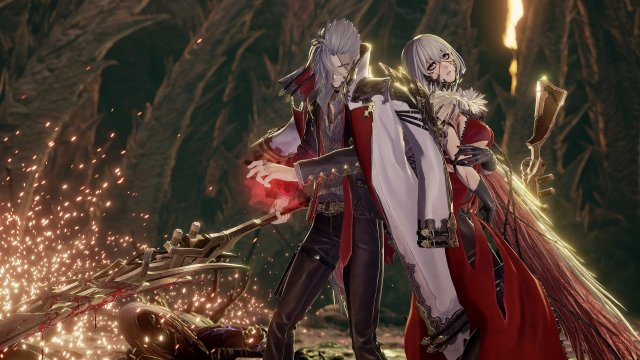 Latest Code Vein Screenshots Show Off New Characters And Weapons - GameSpot