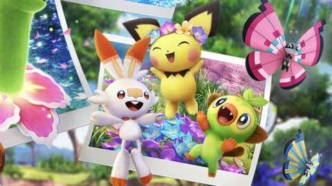 How Many Pokemon Are In New Pokemon Snap?