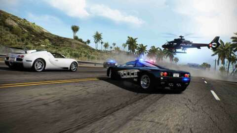 EA Play Adds Need For Speed: Hot Pursuit Remastered On June 24