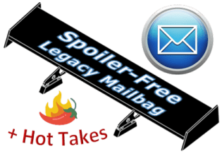 The Spoiler-Free Legacy Mailbag (with Hot Takes)