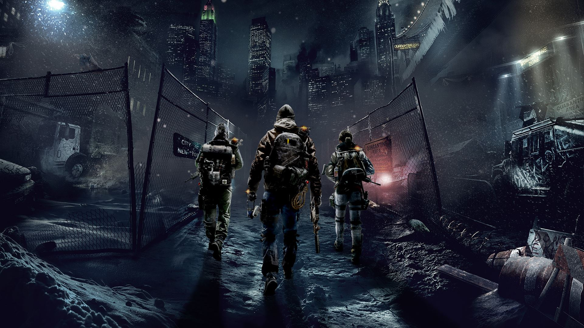 The Division Patch 13 Delayed On PlayStation 4 Gamespresso
