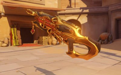 Which Overwatch Characters Get The Most Golden Guns Gamespresso