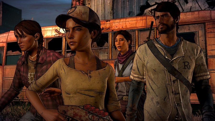 Gamespresso  Gaming News   Reviews The Walking Dead  A New Frontier