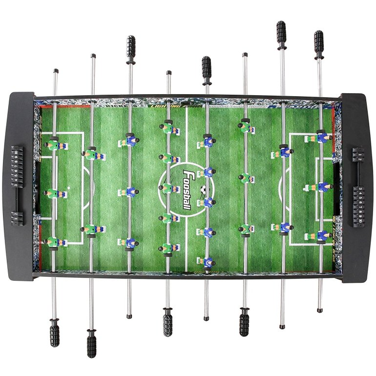 Hathaway Playoff Foosball Table from above