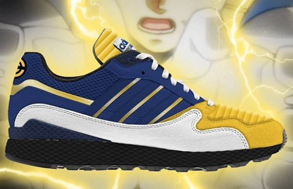 ¿Conoces las zapatillas de Adidas inspiradas en Dragon Ball?