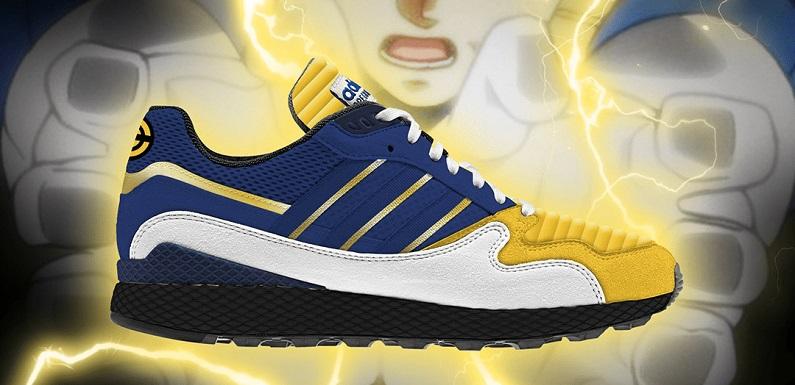 ¿Conoces las zapatillas de Adidas inspiradas en Dragon Ball?