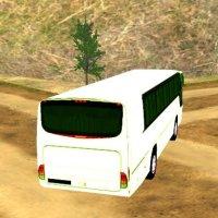 Uphill Bus Drive