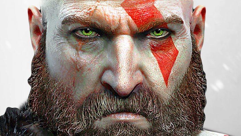 Kratos le héros de God of War