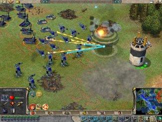 Resultado de imagem para Empire Earth gameplay