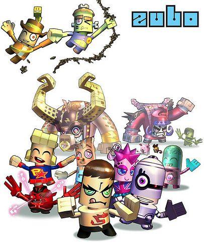 Zubo DS Trailer