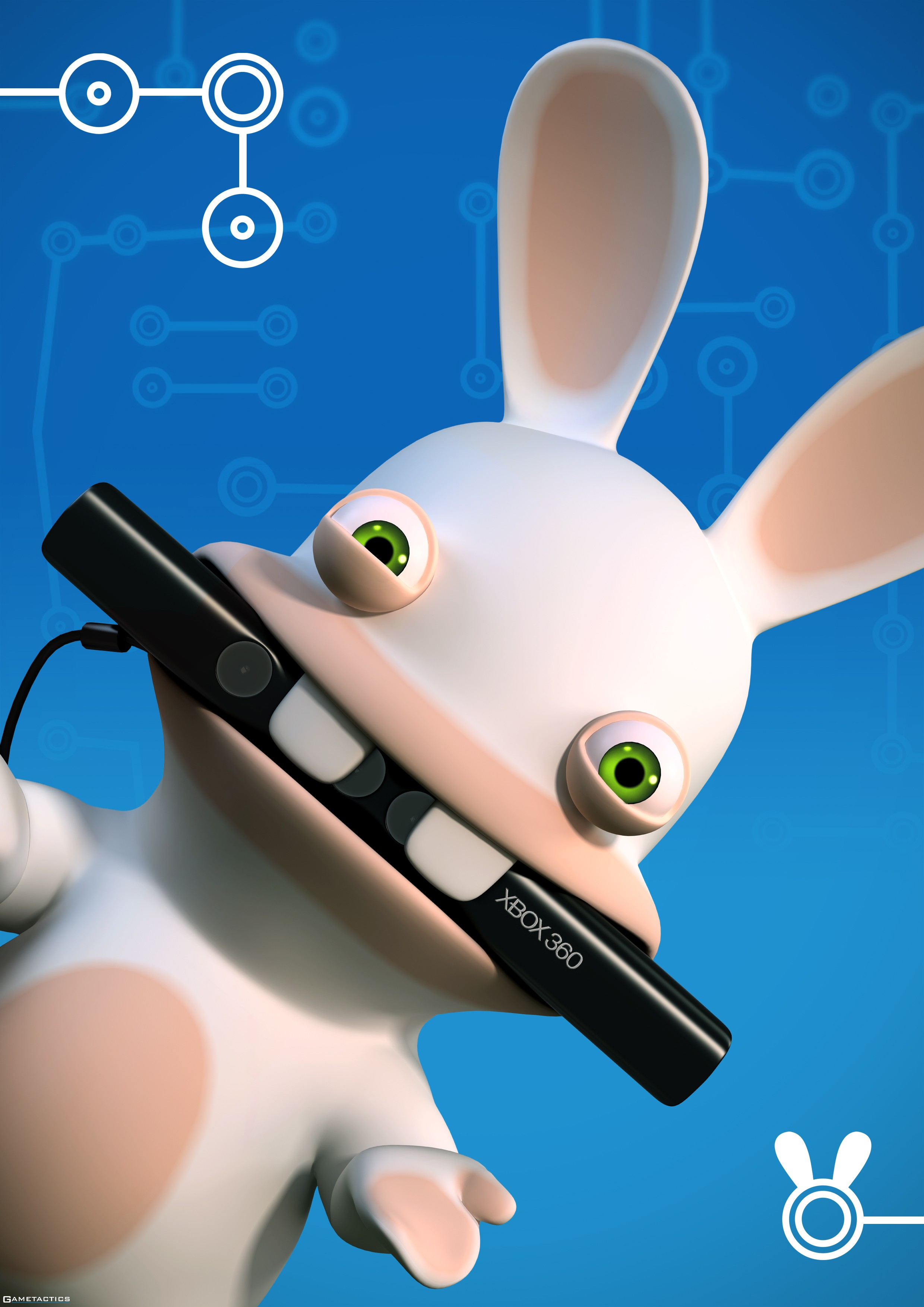 Raving Rabbids Alive And Kicking Review Xbox 360