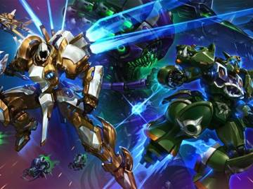 heroes of the storm image002 - Heroes of the Storm - Mecha-Skins und Updates für Tyrael
