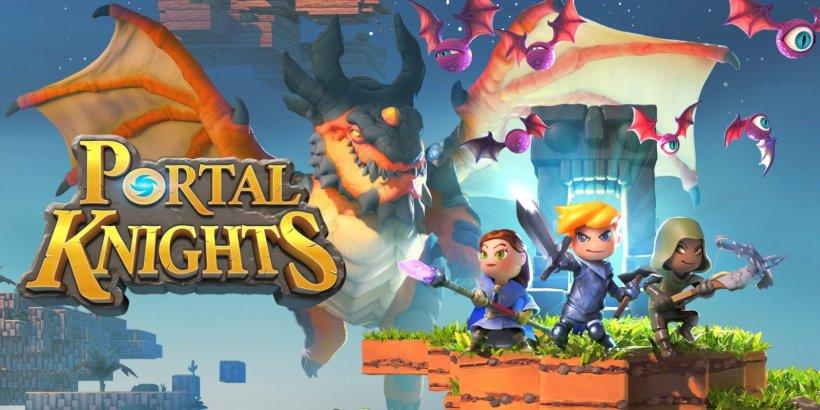 Switch PortalKnights image1600w - Portal Knights: Release des Schurken Updates