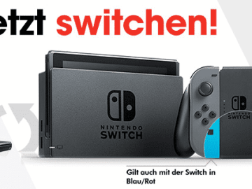 GameStop Switch Trade In Aktion 1 - GameStop Nintendo Switch Trade-in Aktion