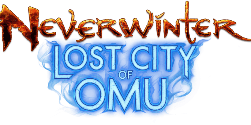 NW LCoO Logo - Neverwinter Lost City of Omu: Die Erweiterung erscheint am 24.04.2018