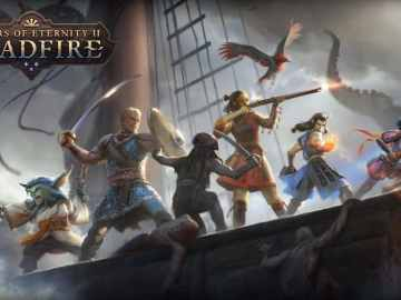 Pillars of Eternity II Deadfire 01 - Pillars of Eternity II: Deadfire - Neuer Feature Trailer