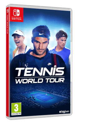 Switch e1520884809392 - Tennis World Tour: Veröffentlichungstermin & Packshots