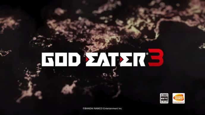 God eater3 logo 171007 - GOD EATER 3 - Releasetermin steht fest