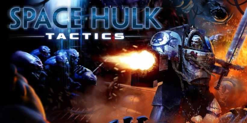 Space Hulk Tactics