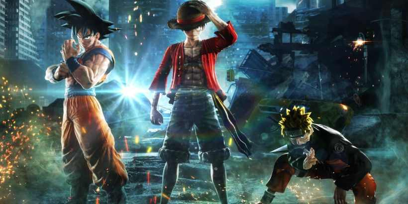 1 jump force announcement e3 - [Review] Jump Force