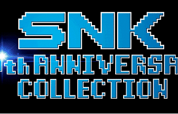 SNK 40th ANNIVERSARY COLLECTION