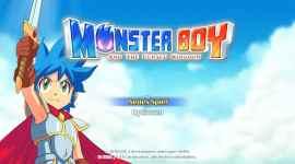 Monster Boy und das verfluchte Königreich