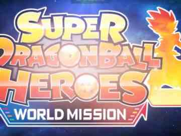 Super Dragon Ball Heroes Wold Mission