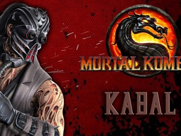 Mortal Kpmbat 11 Kabal