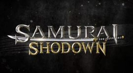 Samurai Shodown Logo Artwork