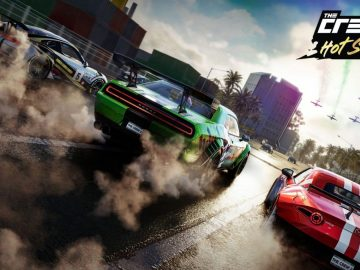 The Crew 2 Hot Shots