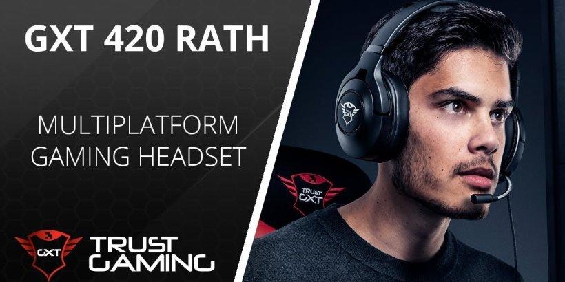 Trust GXT 420 Rath