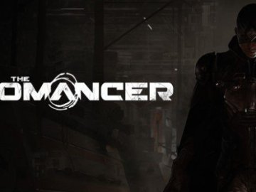 The Technomancer Logo Banner