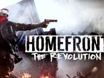 Hoemfront the revolution