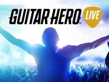 guitar heroe live