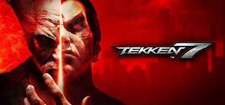 Tekken 7 Logo Artwork