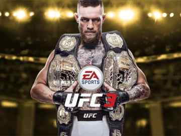 Conor UFC 3 Header hero