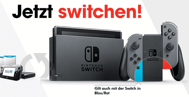 GameStop Switch Trade In Aktion 1