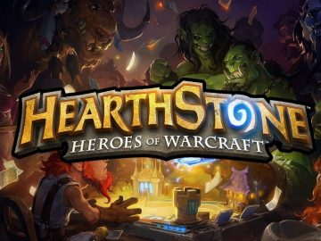 partying with hearthstone characters