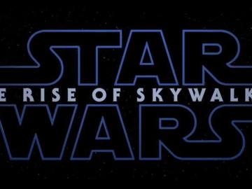 Star Wars: Episode IX: The Rise of Skywalker