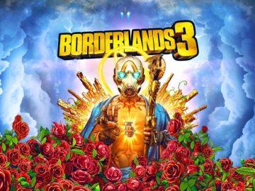 Borderlands 3 Logo Artwork