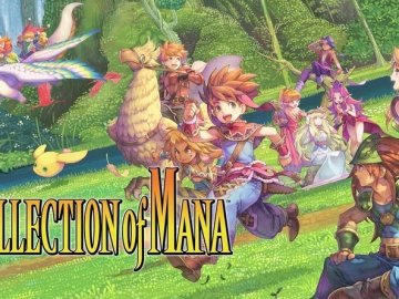 Collection of Mana Logo