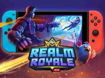 Realm Royale Switch