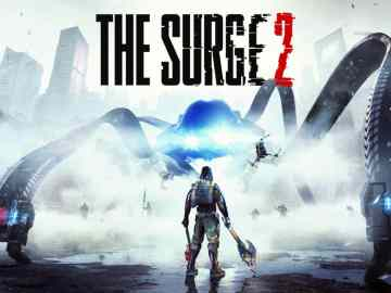 The Surge 2 Logo Artwork