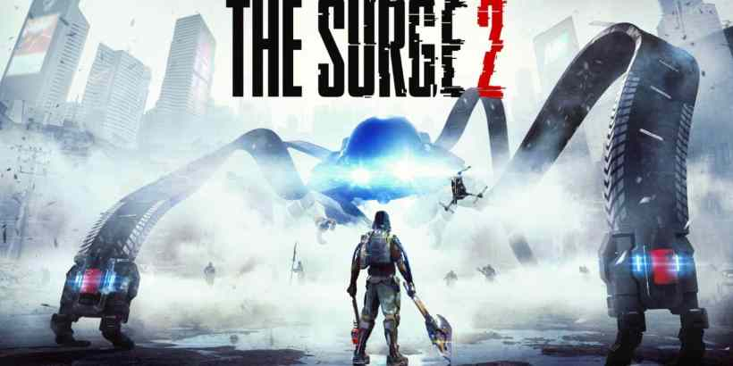 The Surge 2 Logo Artwork