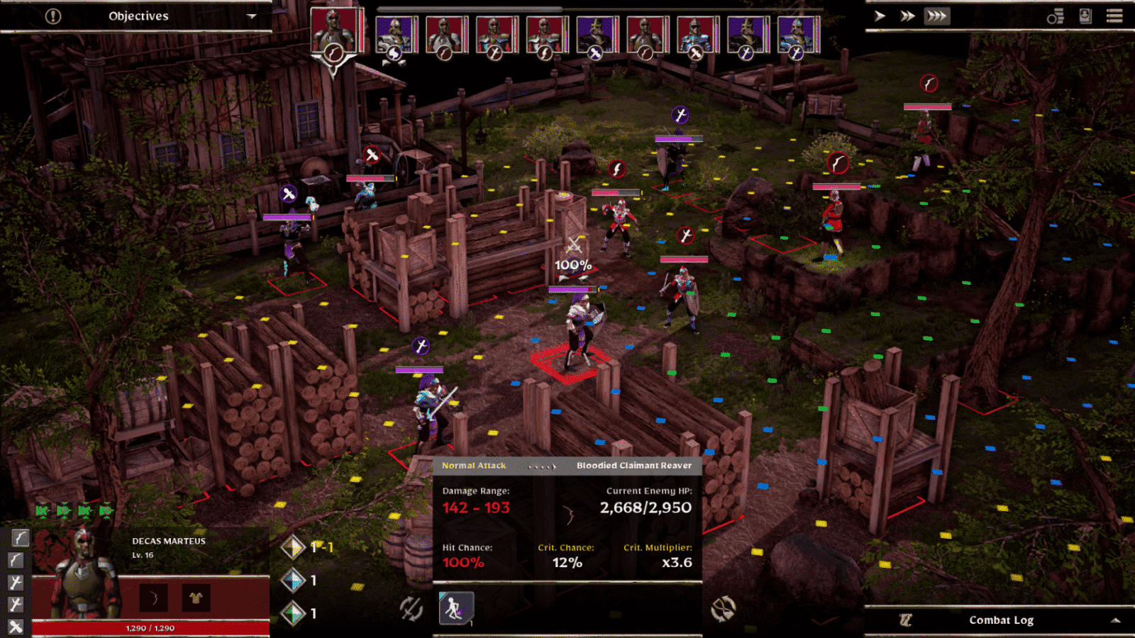 Forged of Blood Screenshot