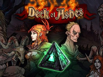 Deck of Ashes Artwork