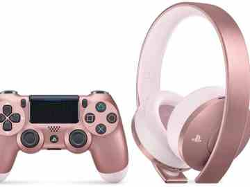 Sony Wireless Headset Rose Gold